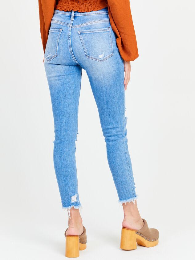 Delilah Skinny Jeans Detail 4 - Altar'd State