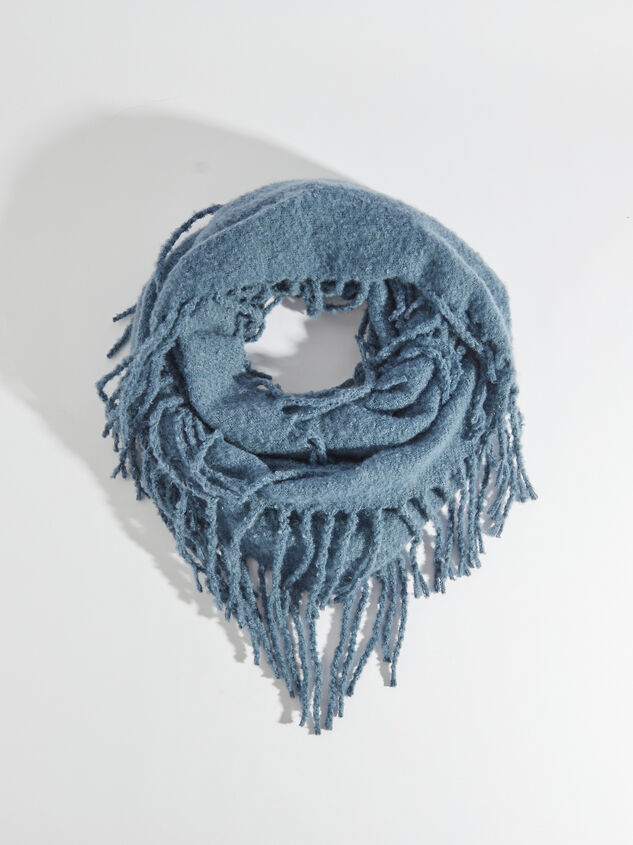 Boucle Infinity Scarf Detail 1 - Altar'd State