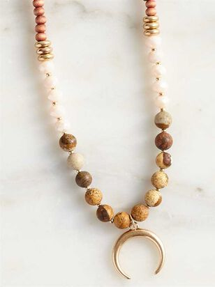 Lisia Necklace - Altar'd State