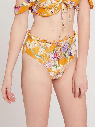 Goddess Garden Bikini Swim Bottoms - Altar'd State