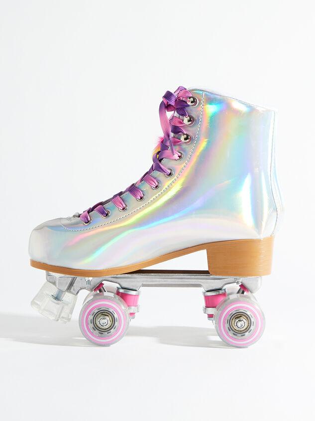 Kaleidoscope Retro Skates Detail 3 - Altar'd State