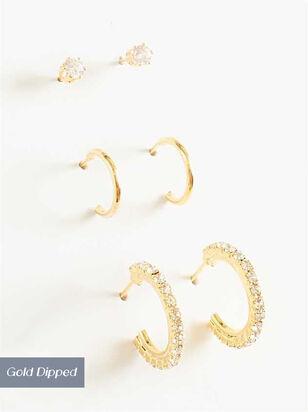 Azlynn Earring Set - Altar'd State