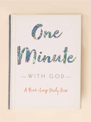 One Minute with God Pocket Devotional - Altar'd State