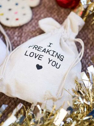 I Freaking Love You Gift Bag - Altar'd State