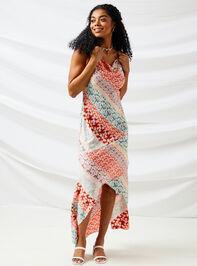 Carlie Patchwork Maxi Dress - Altar'd State