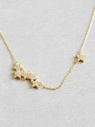 Star Cluster Necklace - Altar'd State