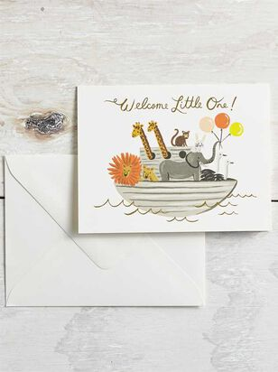 Tullabee Welcome Little One Card - Altar'd State