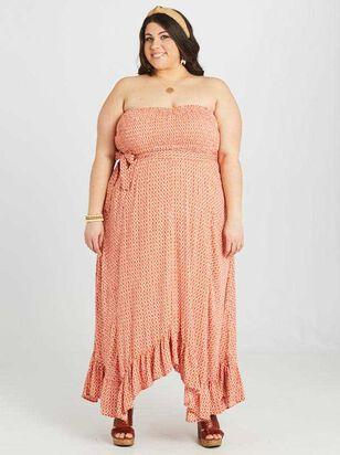 Audrina Maxi Dress - Altar'd State