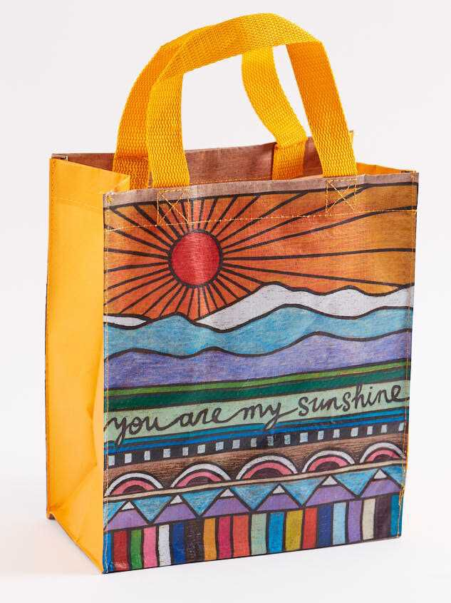 You Are My Sunshine Mini Tote - Altar'd State