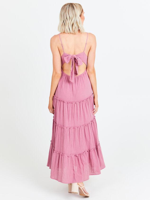 Peta Maxi Dress Detail 2 - Altar'd State