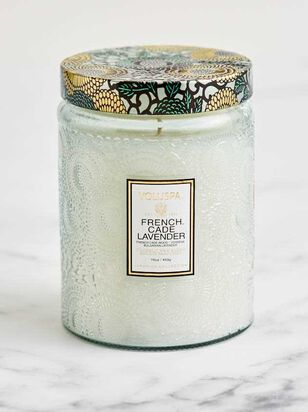 French Cade Lavender Jar Candle - Altar'd State
