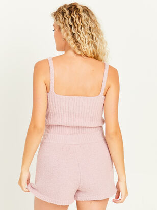 Teddy Cropped Cami - Altar'd State