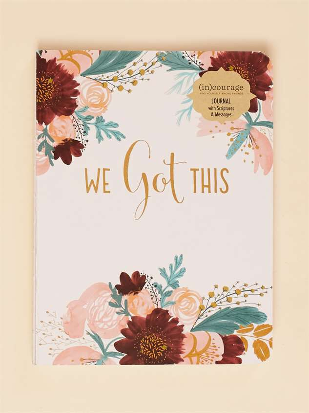We Got This Notebook - Altar'd State