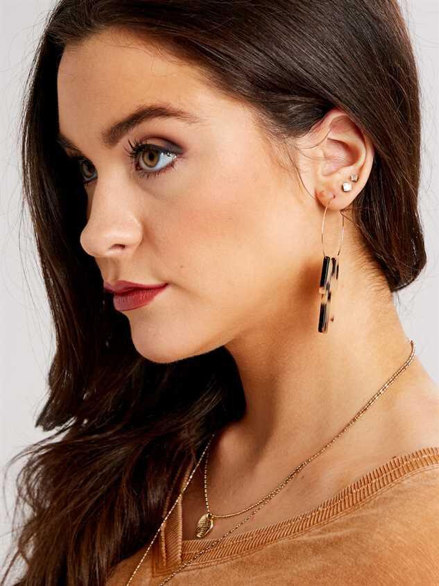 Fringe City Earrings Detail 2 - Altar'd State