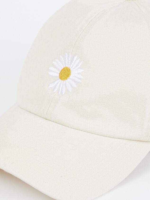 Daisy Baseball Cap Detail 3 - Altar'd State