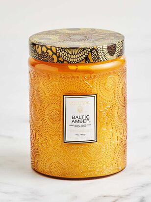 Baltic Amber Jar Candle - Altar'd State