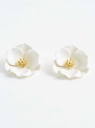 Magnolia Earrings - Altar'd State