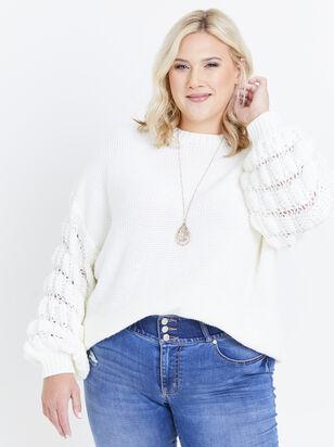 Alexa Sweater - Altar'd State