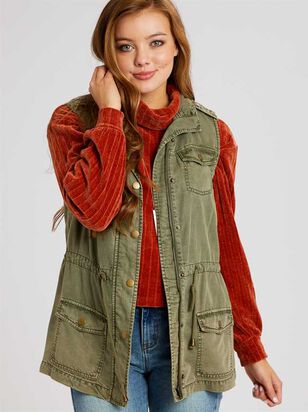 Utility Outerwear Vest - Altar'd State
