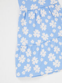 Tullabee Floral Flare Pants Detail 3 - Altar'd State