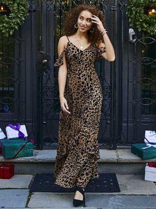Lula Leopard Maxi Dress - Altar'd State