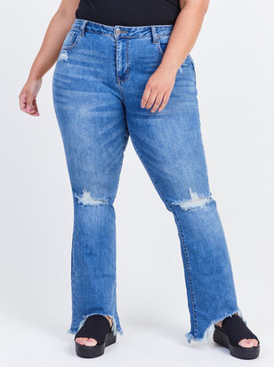 Cory Incrediflex Bootcut Jeans - Altar'd State