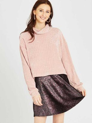 Sparkle and Shine Skirt - Altar'd State