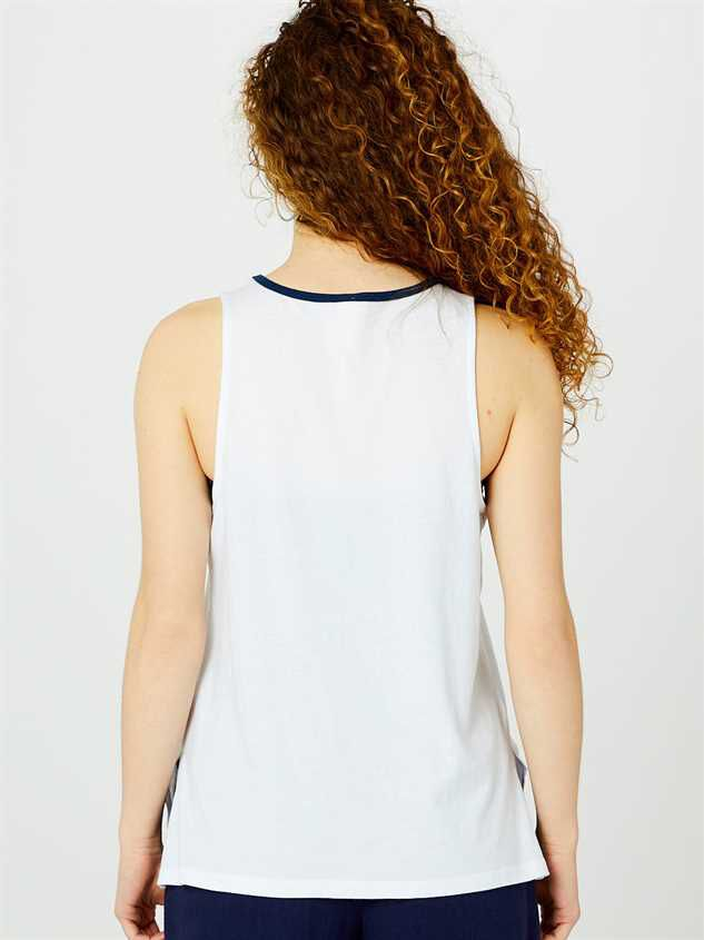 Be Kind Tank Top Detail 3 - Altar'd State