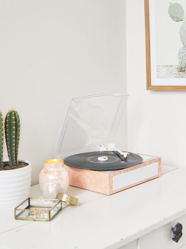 Crosley Fusion Turntable Combo Detail 7 - Altar'd State