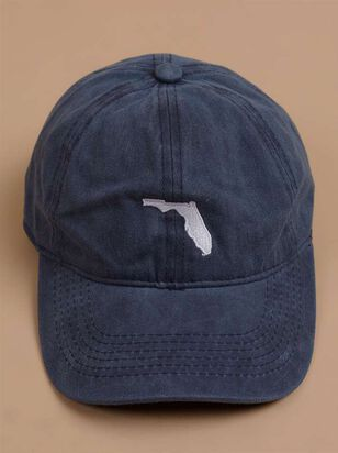 Our Home Canvas Baseball Hat – Florida - Altar'd State