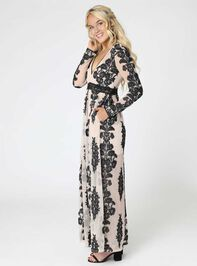 Norrie Maxi Dress Detail 2 - Altar'd State