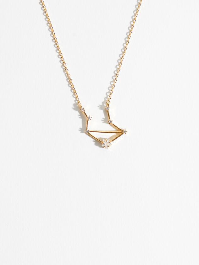Zodiac Charm Necklace - Libra - Altar'd State