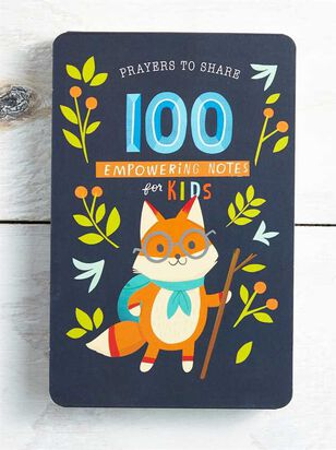 Tullabee 100 Empowering Notes for Kids - Altar'd State