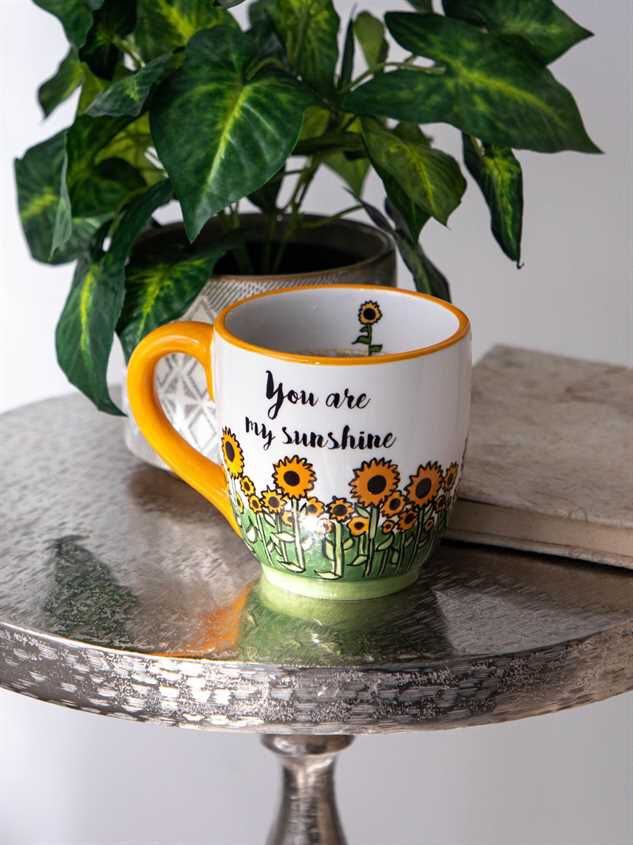 Sunshine Sunflower Mug - Altar'd State