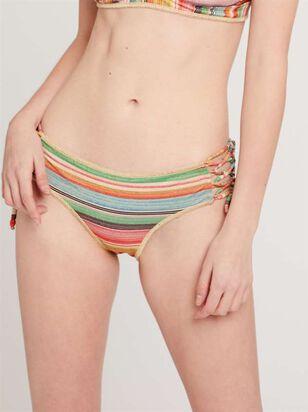 Santa Cruz Bikini Swim Bottoms - Altar'd State
