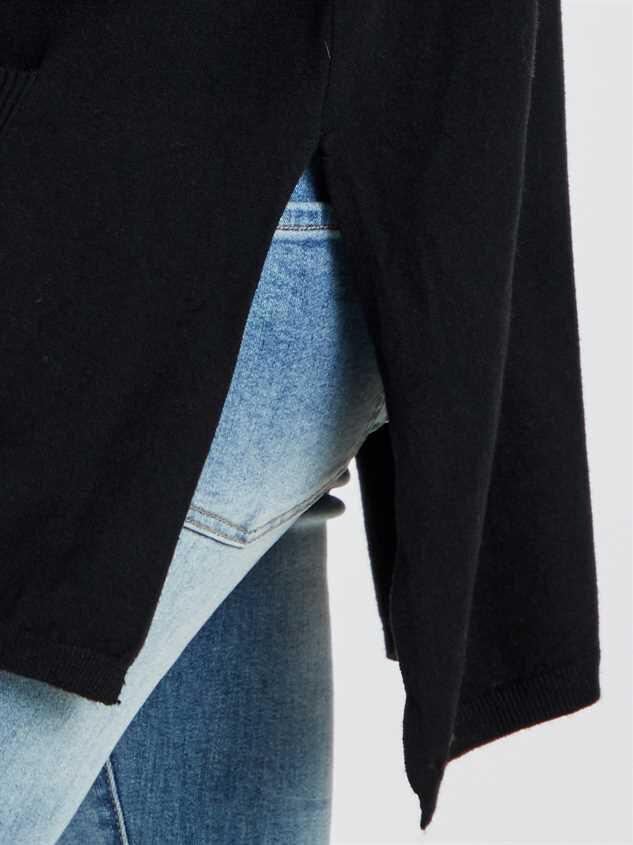 Cozy Comfort Pocket Sweater Detail 4 - Altar'd State