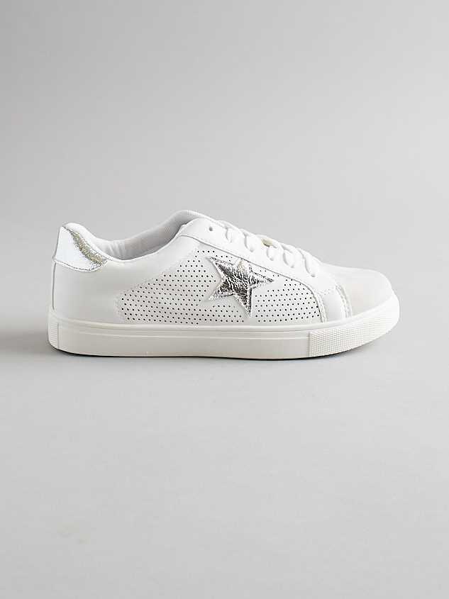 Serina Sneakers Detail 2 - Altar'd State