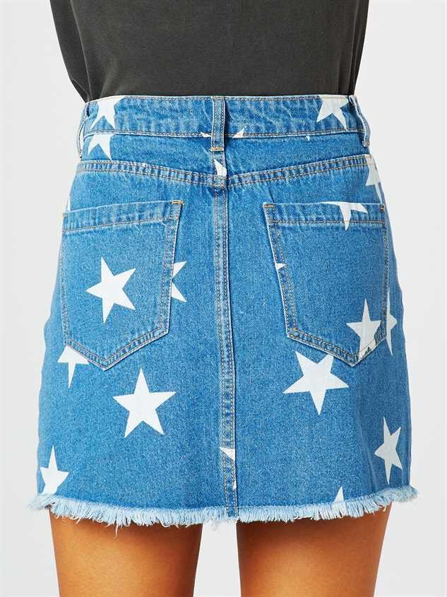 Star Gazer Skirt Detail 4 - Altar'd State