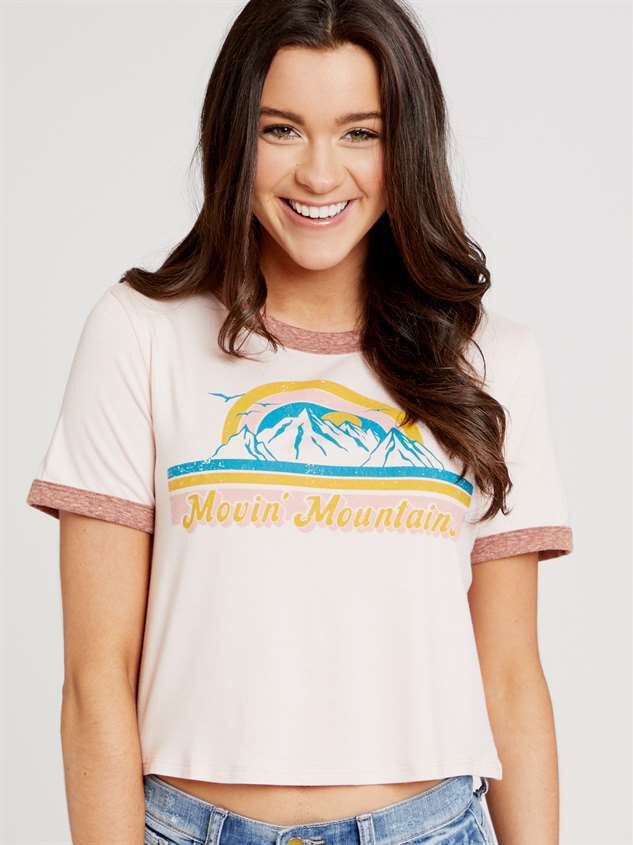 Movin' Mountains Top - Altar'd State
