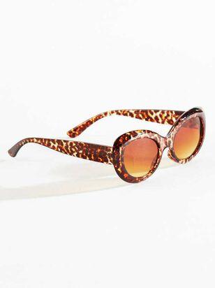 Vivi Leopard Sunglasses - Altar'd State