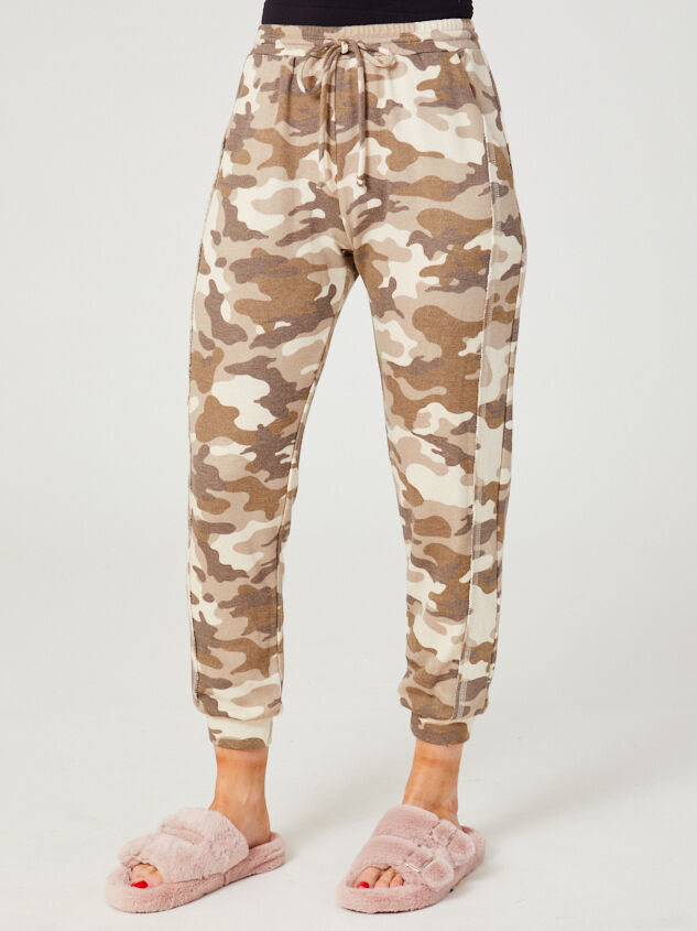 Altar'd State Revival Camo Joggers Detail 2 - Altar'd State