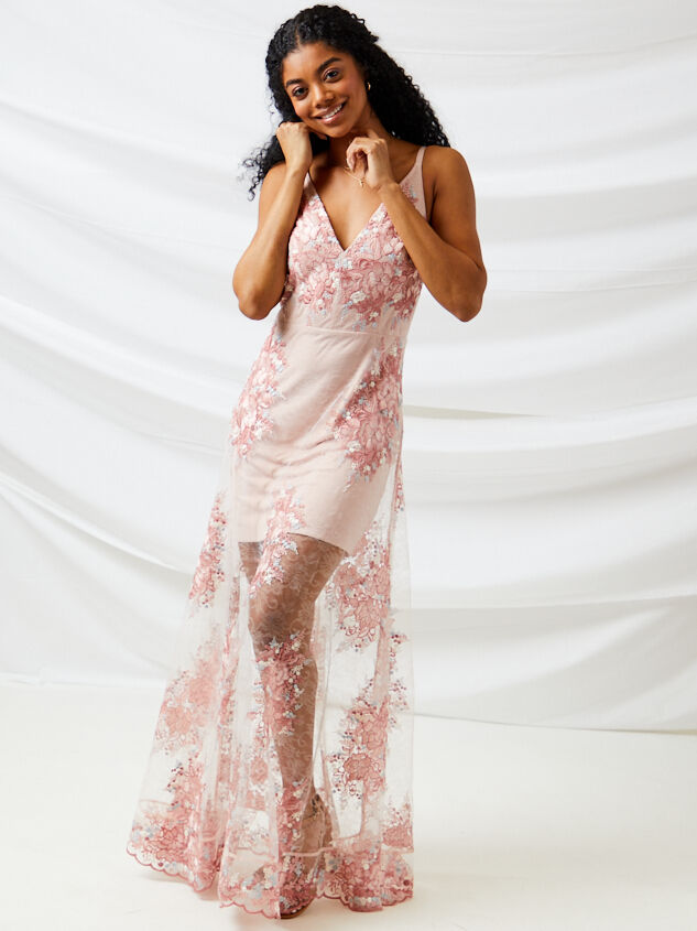 Angelique Maxi Dress - Altar'd State