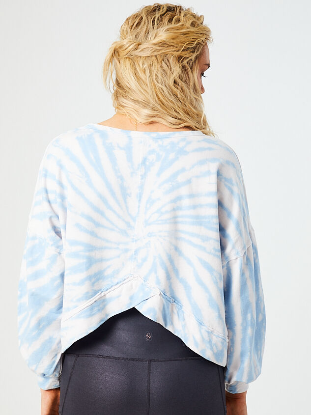 Haven Tie Dye Top Detail 3 - Altar'd State