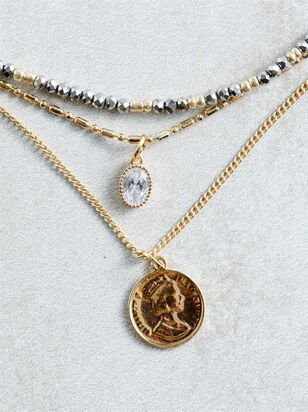 Treasure Necklace - Altar'd State