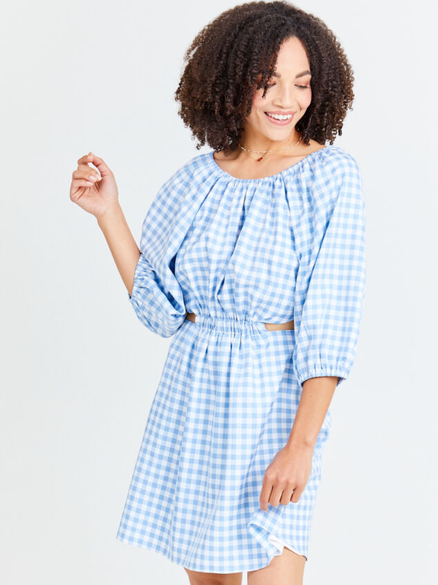 Picnic Day Dress - Altar'd State