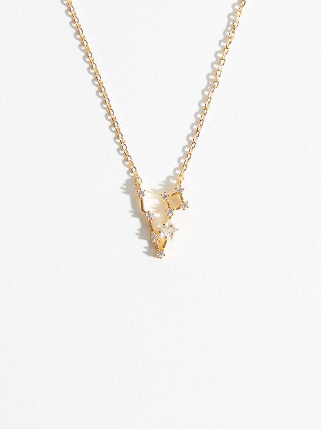 Zodiac Charm Necklace - Pisces - Altar'd State