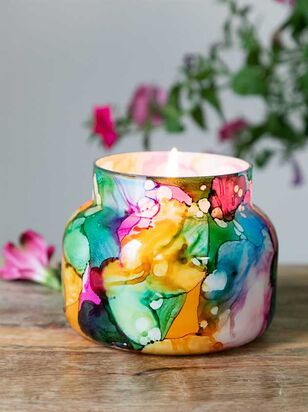 Rainbow Jar Candle - Volcano Scent - Altar'd State
