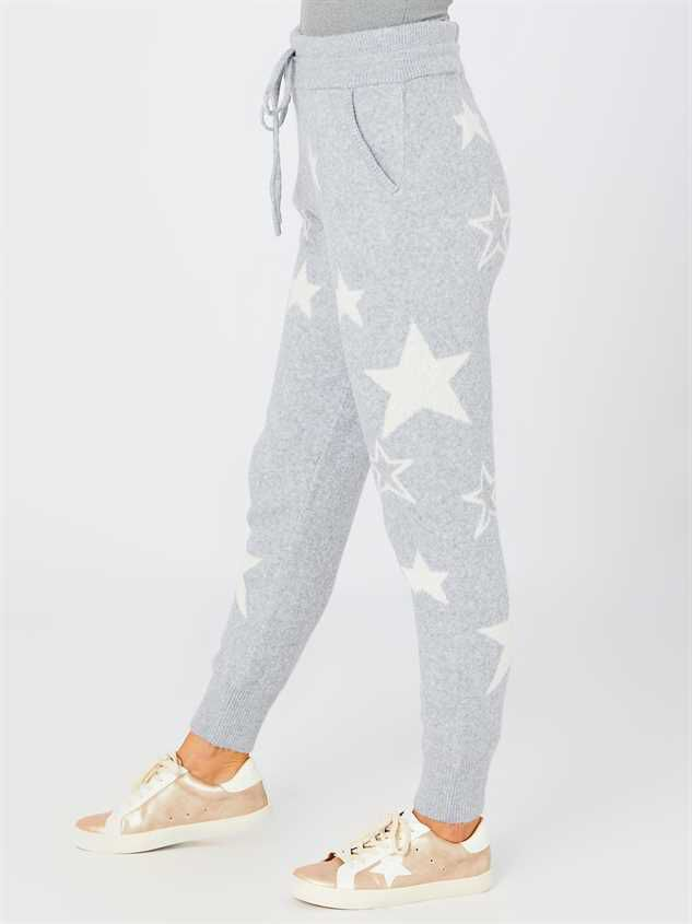 Oh My Stars Lounge Pants Detail 4 - Altar'd State