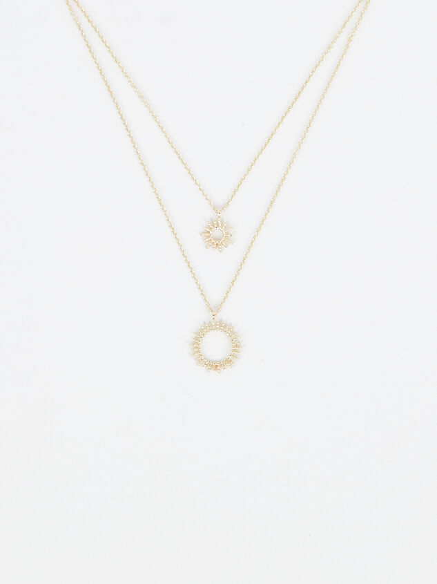 Rays of Sunshine Necklace - Altar'd State