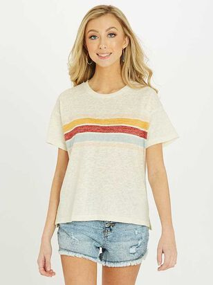 Retro Stripe Top - Altar'd State